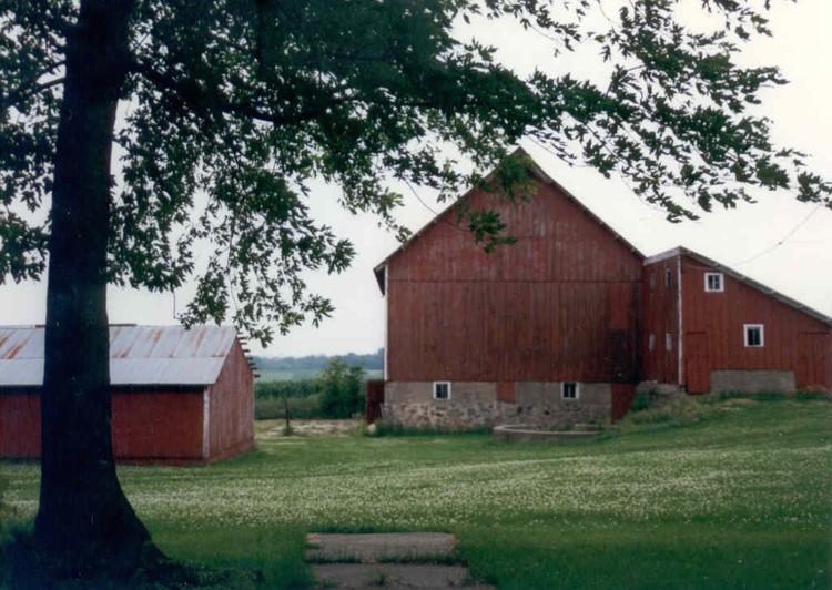 farm - barn