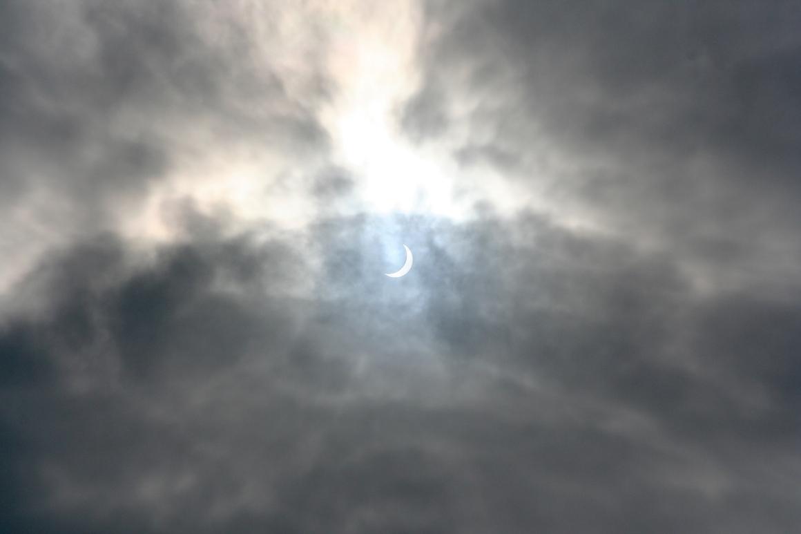 Solar Eclipse Conwy